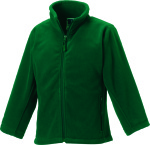 Russell – Kinder Outdoor Fleece Jacket zum besticken