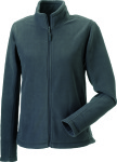 Russell – Ladies Outdoor Fleece Full-Zip zum besticken