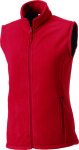 Russell – Ladies´ Outdoor Fleece Gilet zum besticken