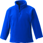 Russell – Kids Outdoor Fleece 1/4-Zip zum besticken
