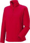 Russell – Quarter Zip Outdoor Fleece for embroidery