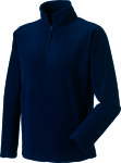 Russell – Outdoor Fleece 1/4-Zip zum besticken