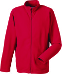 Russell – Microfleece Full-Zip for embroidery