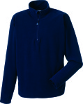 Russell – Quarter Zip Microfleece for embroidery