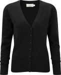 Russell – Ladies´ V-Neck Knitted Cardigan zum besticken