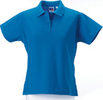 Russell – Ladies´ Ultimate Cotton Polo zum besticken und bedrucken
