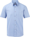 Russell – Men´s Short Sleeve Classic Twill Shirt for embroidery and printing