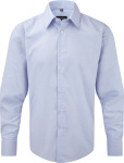 Russell – Men´s Long Sleeve Easy Care Tailored Oxford Shirt for embroidery and printing