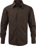 Russell – Men´s Long Sleeve Tencel® Fitted Shirt for embroidery and printing
