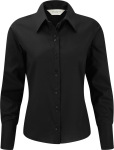 Russell – Ladies´ Long Sleeve Ultimate Non-iron Shirt for embroidery and printing