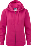 Russell – Ladies Authentic Zipped Hood for embroidery and printing