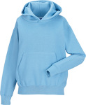 Russell – Children´s Hooded Sweatshirt for embroidery and printing