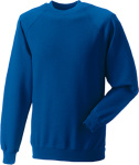 Russell – Raglan Sleeve Sweatshirt for embroidery and printing