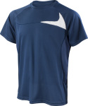 Spiro – Mens Dash Training Shirt for embroidery and printing