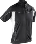 Spiro – Ladies Bikewear Full Zip Performance Top zum besticken und bedrucken