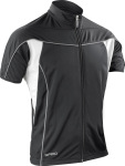 Spiro – Mens Bikewear Full Zip Performance Top zum besticken und bedrucken