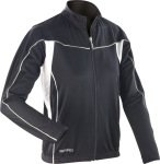 Spiro – Ladies Bikewear Long Sleeve Performance Top zum besticken und bedrucken