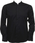 BarGear – Men´s Bar Shirt Mandarin-Collar Longsleeve for embroidery and printing