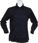 Kustom Kit – Workwear Oxford Shirt Longsleeve (Damen) for embroidery and printing