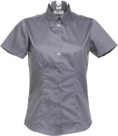 Kustom Kit – Women´s Corporate Oxford Shirt Short Sleeve for embroidery and printing