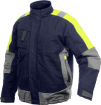 ProJob – Padded Workwear Jacket for embroidery and printing