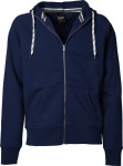 Tee Jays – Hooded Zip-Sweat Jacket zum besticken und bedrucken