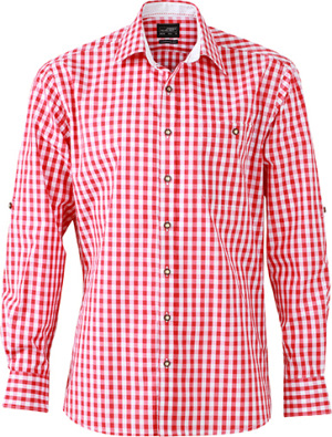 James & Nicholson – Men's  Traditional Shirt