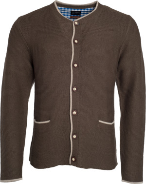 James & Nicholson – Men's Traditional Knitted Jacket