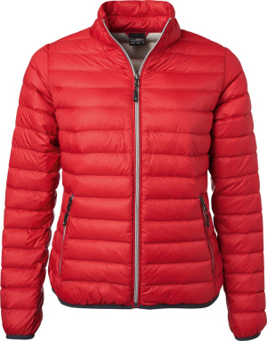 James & Nicholson – Ladies' Down Jacket