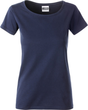James & Nicholson – Damen Bio T-Shirt