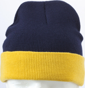 Myrtle Beach – Knitted Cap 2-tone