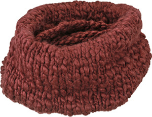 Myrtle Beach – Coarse Knitted Loop Scarf