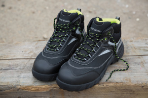 Result – Blackwatch safety boot