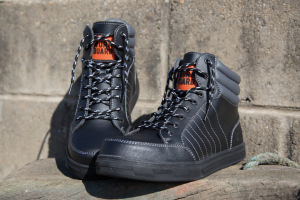 Result – Stealth safety boot