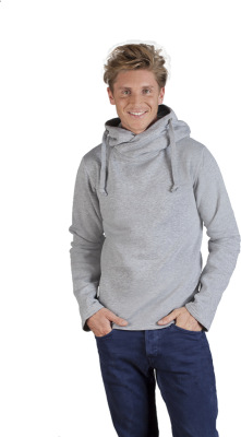 Promodoro – Men's Heather Hoody 60/40