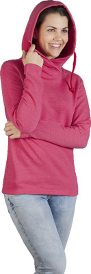 Promodoro – Women's Heather Hoody 60/40
