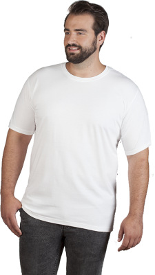Promodoro - Men's Fashion Organic-T (white)