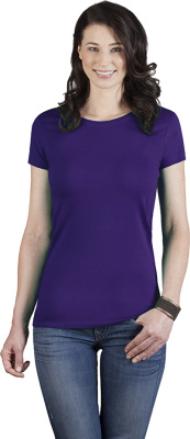 Promodoro - Women's Fashion Organic-T (purple)