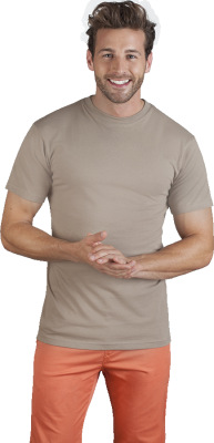 Promodoro - Men's-T 80/20 (light brown)