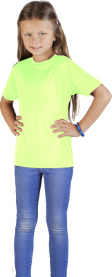 Promodoro - Junior Performance-T (safety yellow)