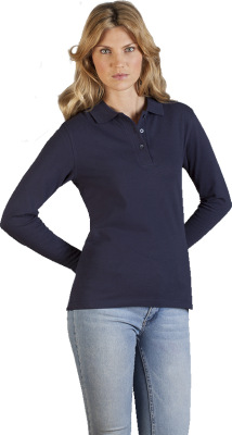 Promodoro – Women's Heavy Polo LS