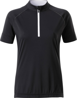 James & Nicholson – Ladies' Bike-T Half Zip
