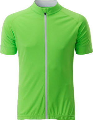 James & Nicholson – Men's Bike-T Full Zip