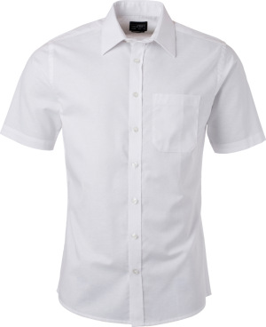 James & Nicholson – Oxford Shirt shortsleeve