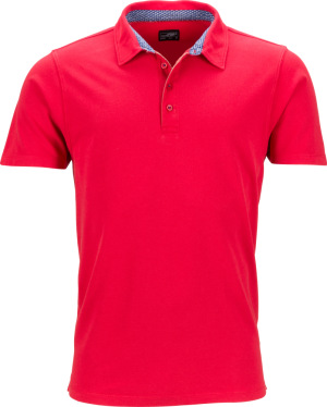 James & Nicholson – Men's Piqué Polo