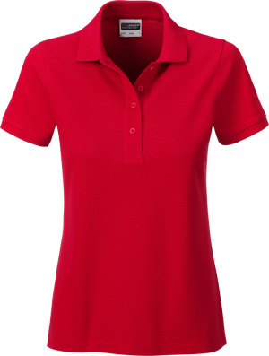 James & Nicholson – Ladies' Organic Polo