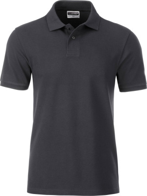 James & Nicholson – Men's Organic Polo