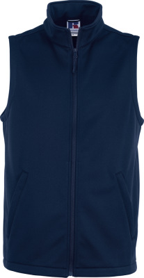 Russell – Men's 2-Layer Softshell Vest