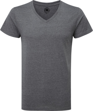 Russell – Men's V-Neck HD T-Shirt