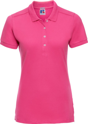 Russell – Ladies' Piqué Stretch Polo